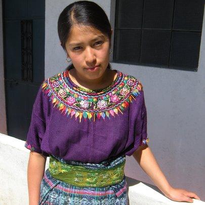 Sandra, Program Graduate, Bank teller