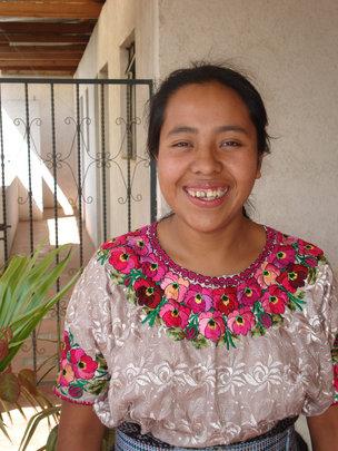 Juana, Program Graduate