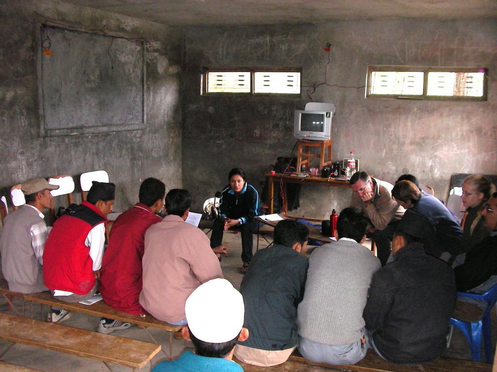 Achane school faculty discuss A/V curriculum