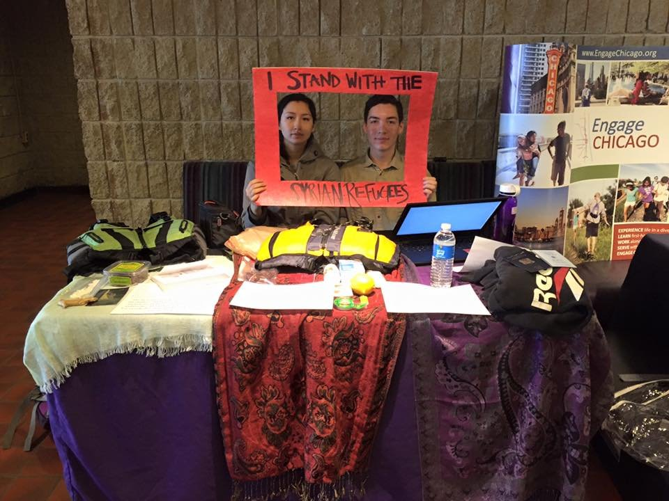 World Day of Social Justice Display