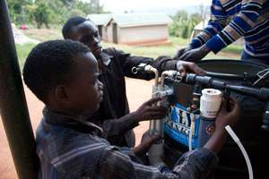 Supply a Health Clinic in Uganda
