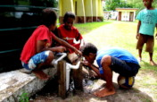 Fresh Drinking Water for Villagers in Fiji