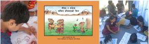 Little mice help Nepali children heal from trauma.