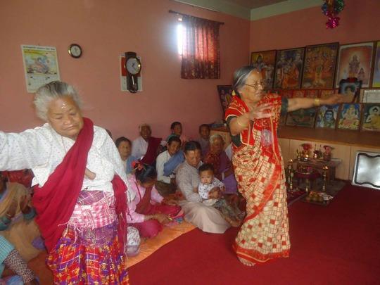 Grandparents' GFV Celebration