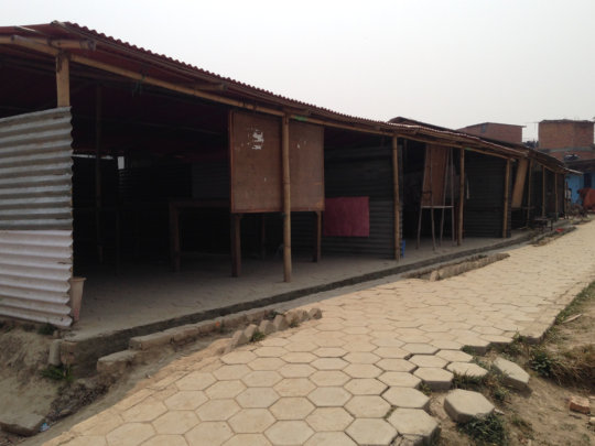 Temporary Shelter Classrooms