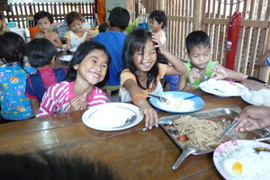 A Mercy school for children of migrant workers