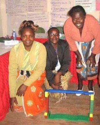 Strengthening Grassroots Women's Organizations