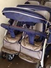 Stroller Covered in Mold Two Days after Sandy