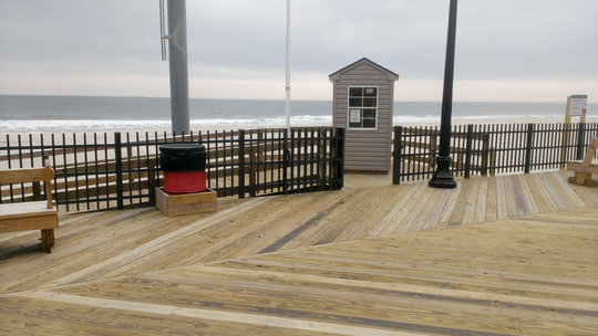 Boardwalk Reconstruction