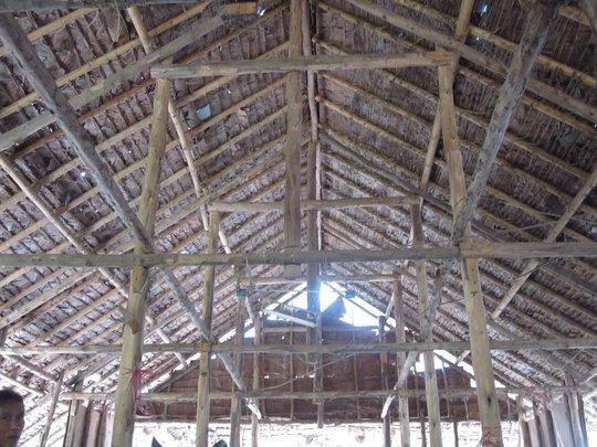 DARE Recovery Centre roof in Mae La