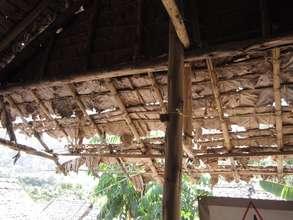 Provide a roof-Burma Refugee Camp Recovery Centre