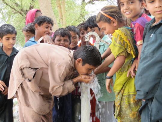 Empower Marginalized Communities Of Pakistan Sindh