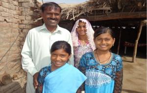 Lachmi's Family Photo.