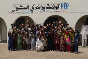 PEP schools in Rural Sindh