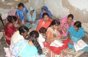 Education Center for 200 Women & Children in India