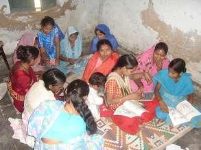 Education Center for 200 Women & Children in India