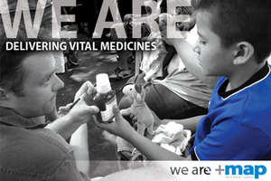 We Are Delievering Vital Medicines