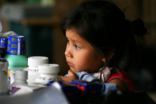 Antibiotics & Clean Water For Children In Need