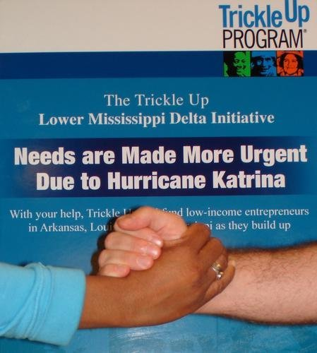 Post-Katrina Small Business Help for Delta's Poor