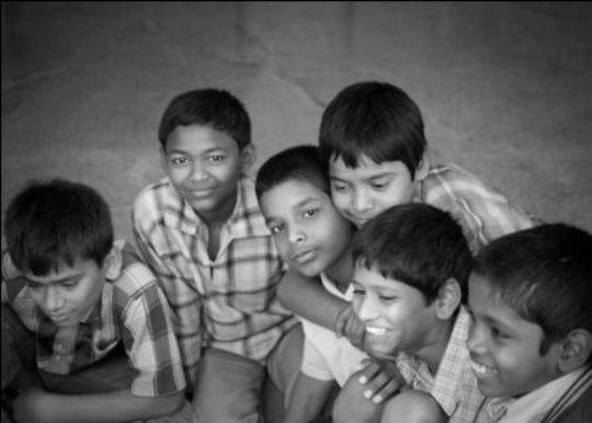 SSA Children at BOSCO Mane