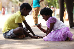 Rescuing 9000 Children From the Streets in India