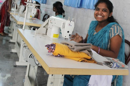From the Beneficiary Desk - Nandhini