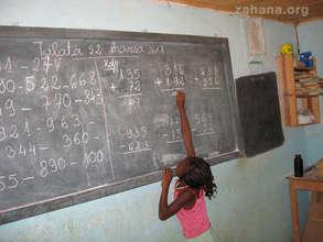 Inside the classroom