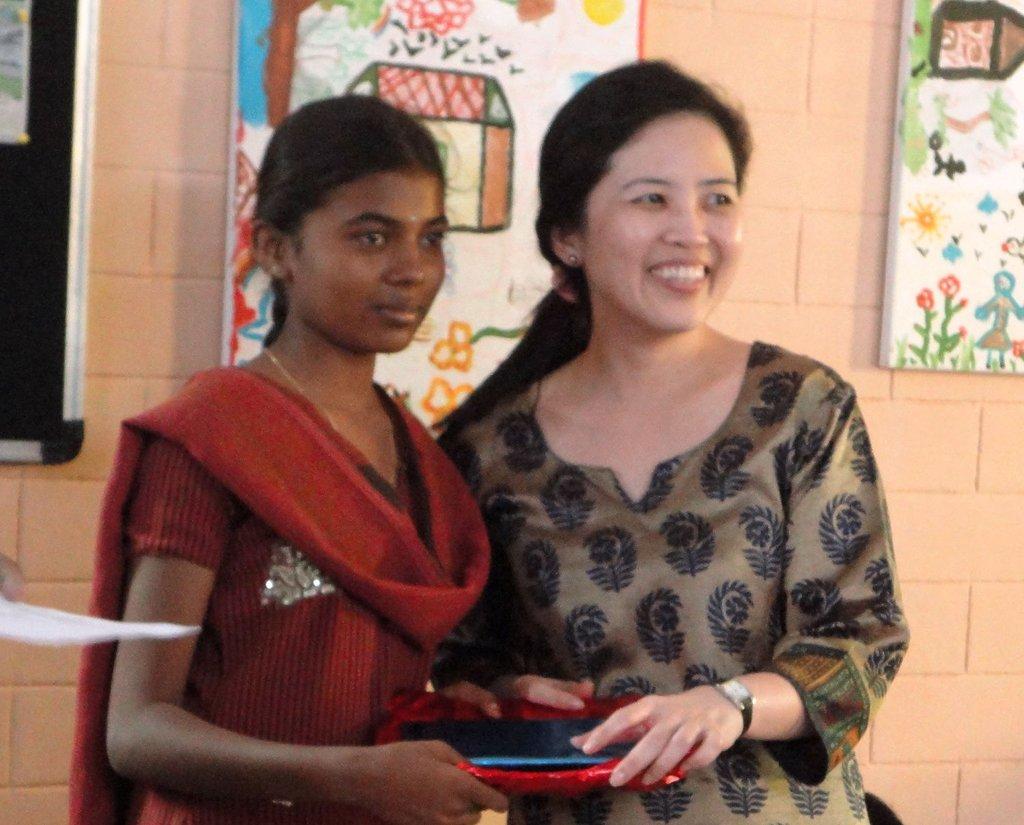 Priyanka Topper in Class 10 Board Exams