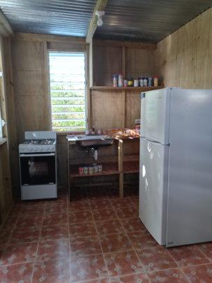 Participants kitchen - after