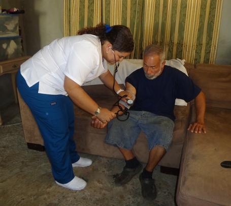 Blood pressure follow up