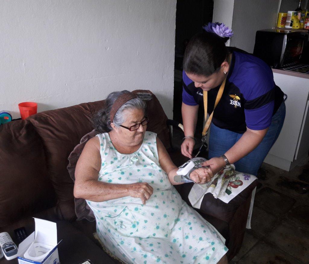 High blood pressure equipment