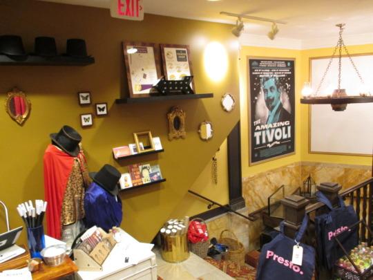 Tivoli's Astounding Magic Supply Co.