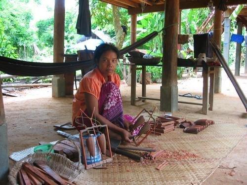Economic Development: Trickle Up in Cambodia