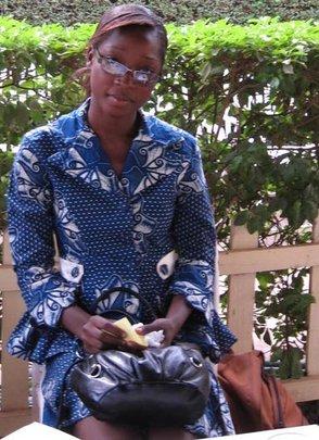 Midwifery Training for Rachel in Burkina Faso