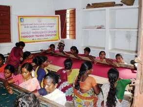 5 Embroidery cots to earn income