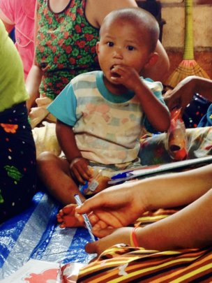 Healthcare and Education for Burmese Immigrants