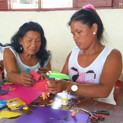 Artisans cooperating to making toucan in round 2