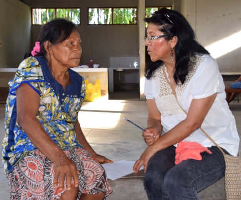 Helping artisan complete written evaluation