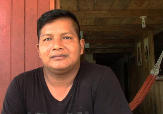 Franco - COVID survivor from Puca Urquillo Bora