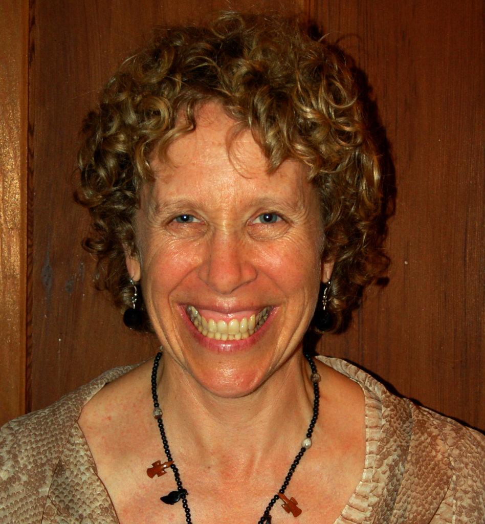 CACE board member Kat Alden