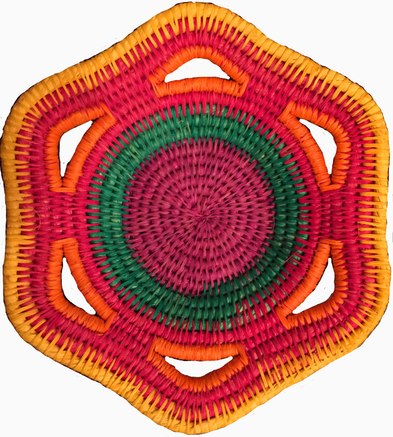 Maijuna design chambira basket