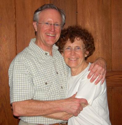 Sheri and Dayton Coles
