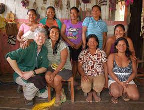 Puca Urquillo Huitoto artisans & Campbell Plowden