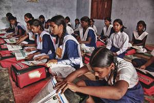 Educating 1800 children in Uttar Pradesh
