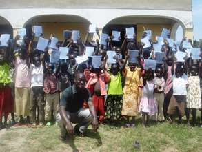 Send a child in Uganda to school for one year