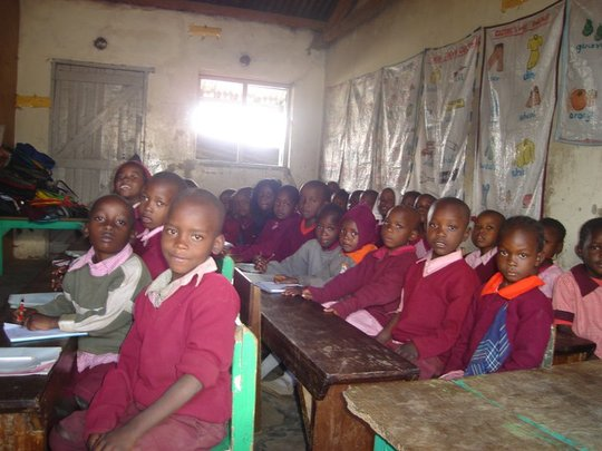 Right of say for 8000 children in 20 schools