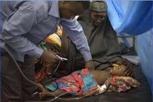 Somalia 2011  Yann Libessart/MSF