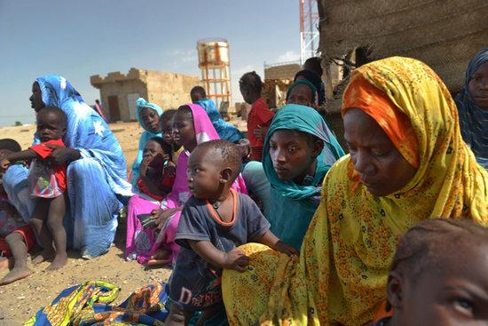 Mauritania 2012  Lynsey Addario/VII
