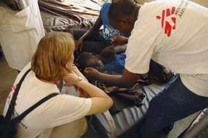 Uganda, 2007  Michael Goldfarb/MSF