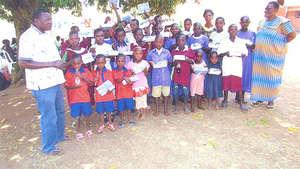 Rose's group in Tororo